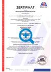 Zertifizierung EN-1090